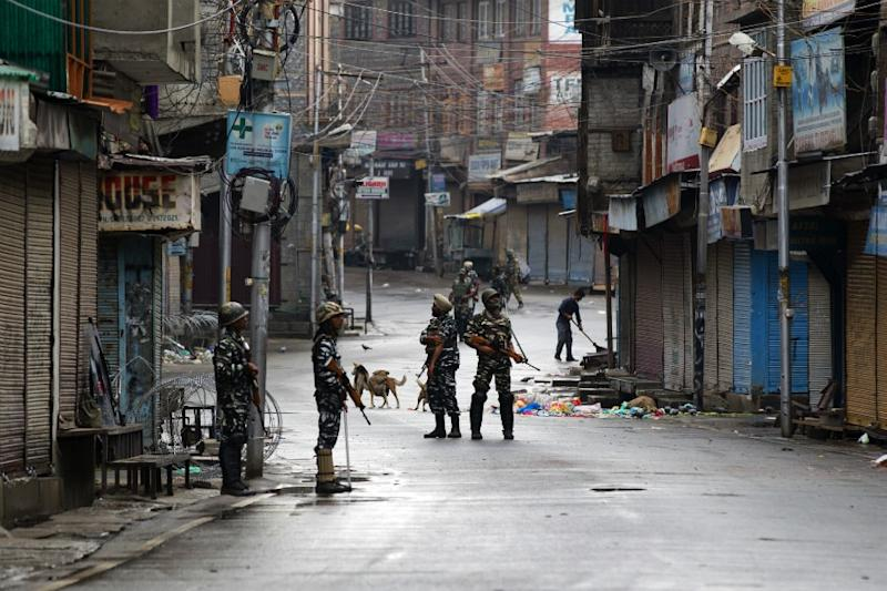 Security Forces Launch Massive Searches to Nab Hizbul Chief Riyaz Naikoo in J&K's Pulwama