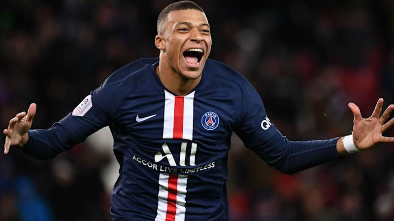 Mbappe mocks 'Farmers League' criticism after Lyon beat Man City to join PSG in Champions League semi-finals