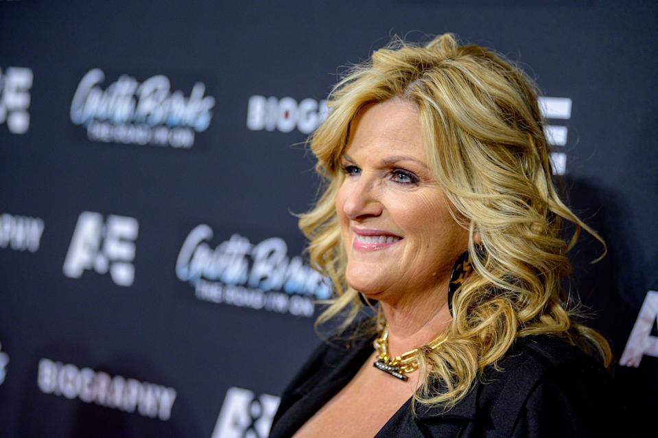 Trisha Yearwood shared the difference between