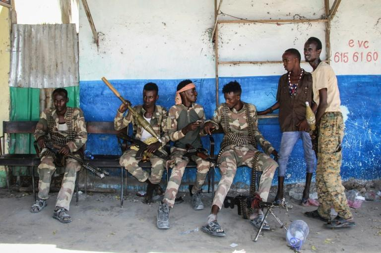 Rival military factions clashed in Mogadishu this week