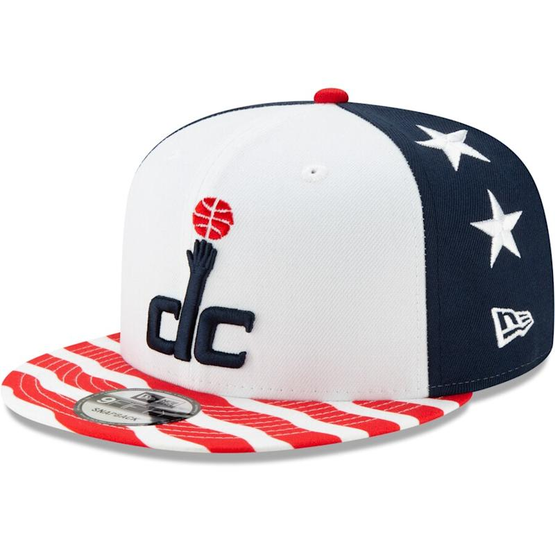 Wizards 2019/20 City Edition Snapback Hat