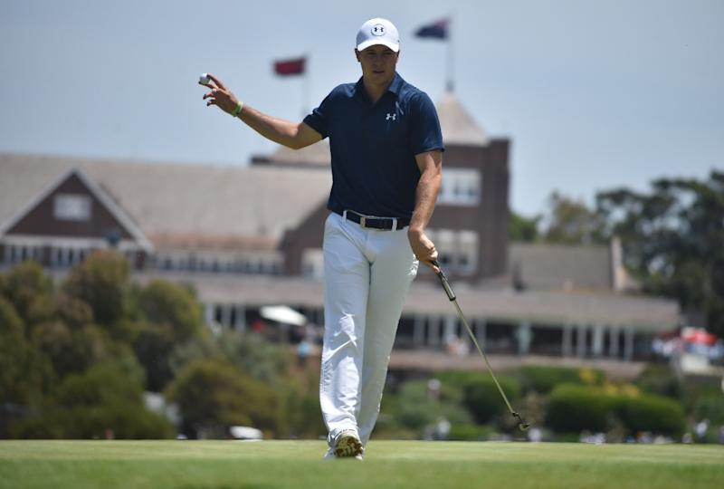 Spieth comes down the stretch clutch again thanks to his putter