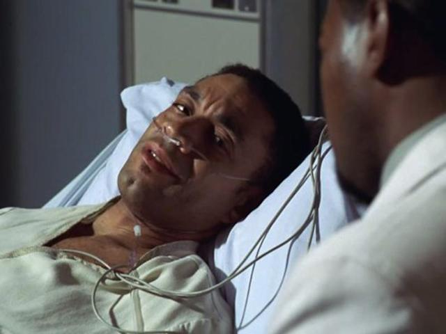 Lennix in <em>House</em> (Photo: Fox)