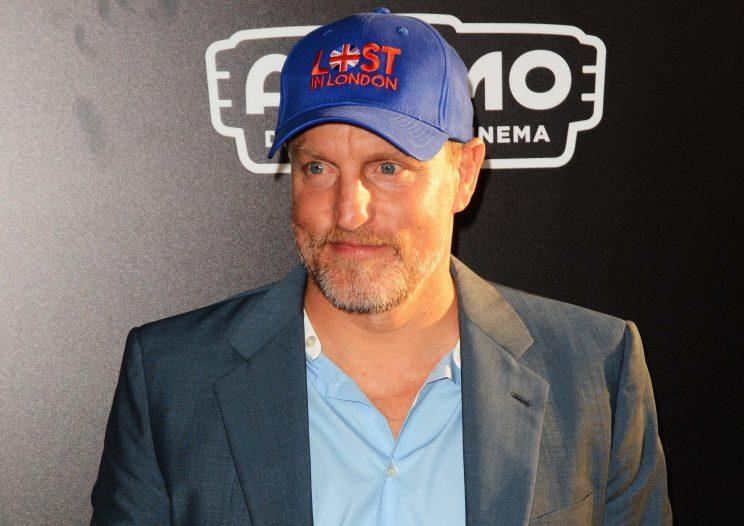Woody Harrelson at New York premiere of 'War for the Planet of the Apes' (Patricia Schlein/WENN.com)