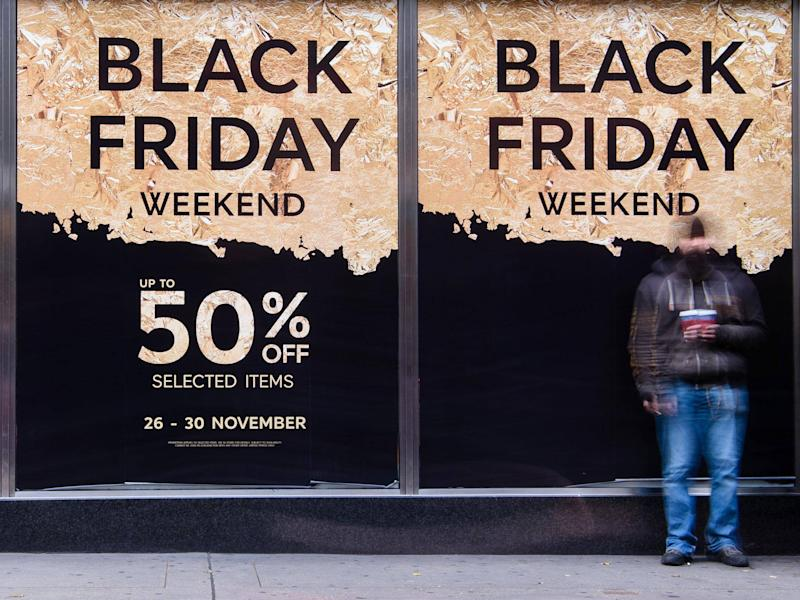 'Although Black Friday can offer some great discounts, not all offers are as good as they seem,' said Alex Neill, managing director of home products and services at Which?