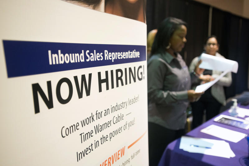 Private payrolls jump by 234,000, blowing past expectations: ADP