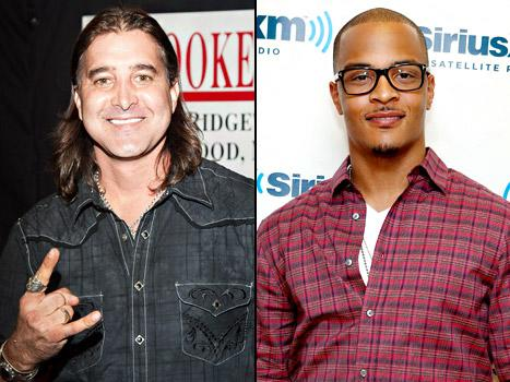 """Creed Singer Scott Stapp: Rapper T.I. """"Saved My Life"""" After Suicide Attempt"""