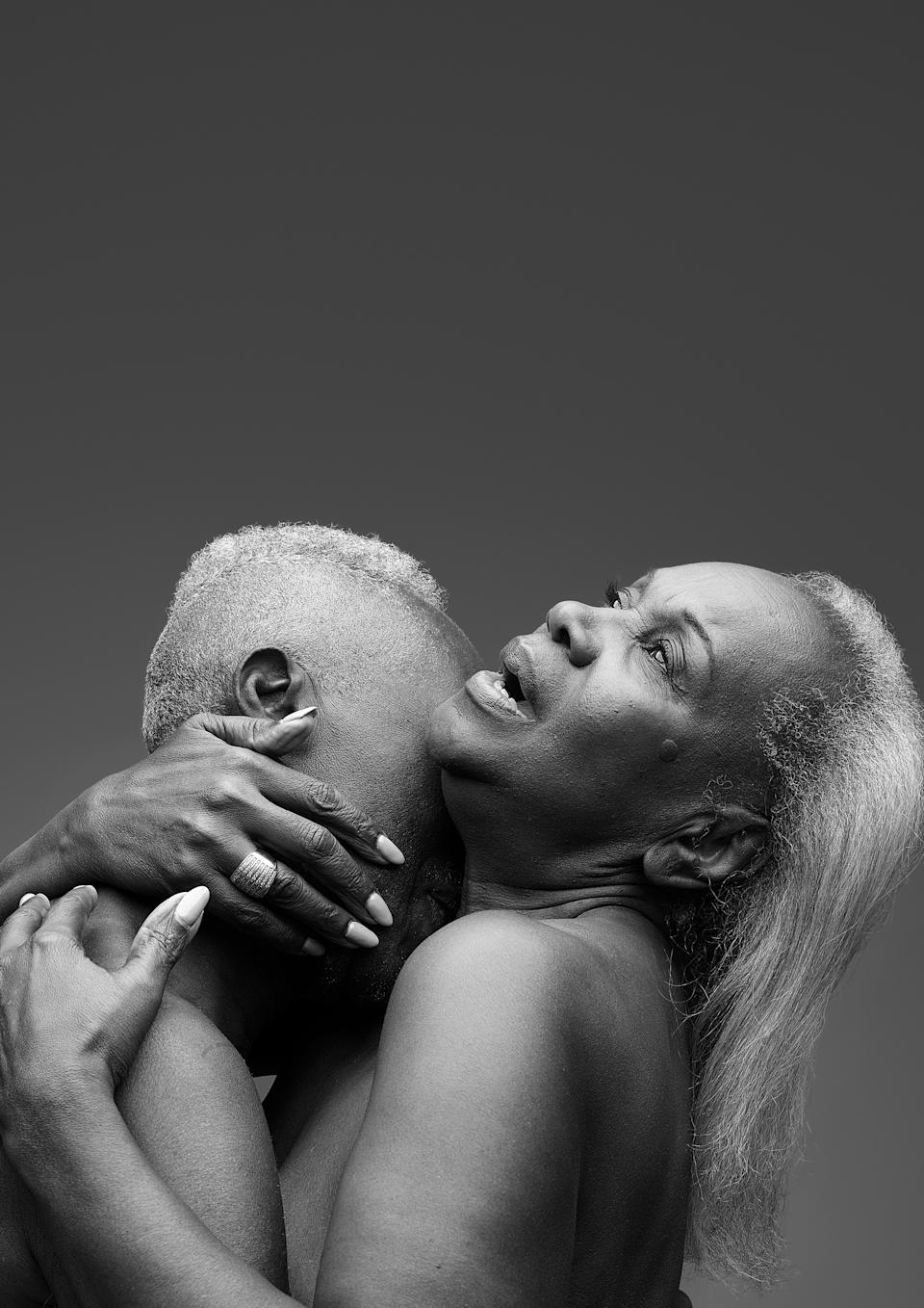 The campaign features various sexualities and ethnicities. (Rankin/Relate)