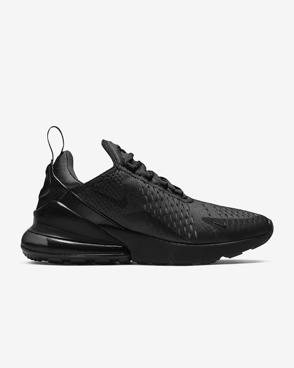 <p>We love everything about these cool, supportive <span>Nike Air Max 270 Premium Sneakers</span> ($150).</p>