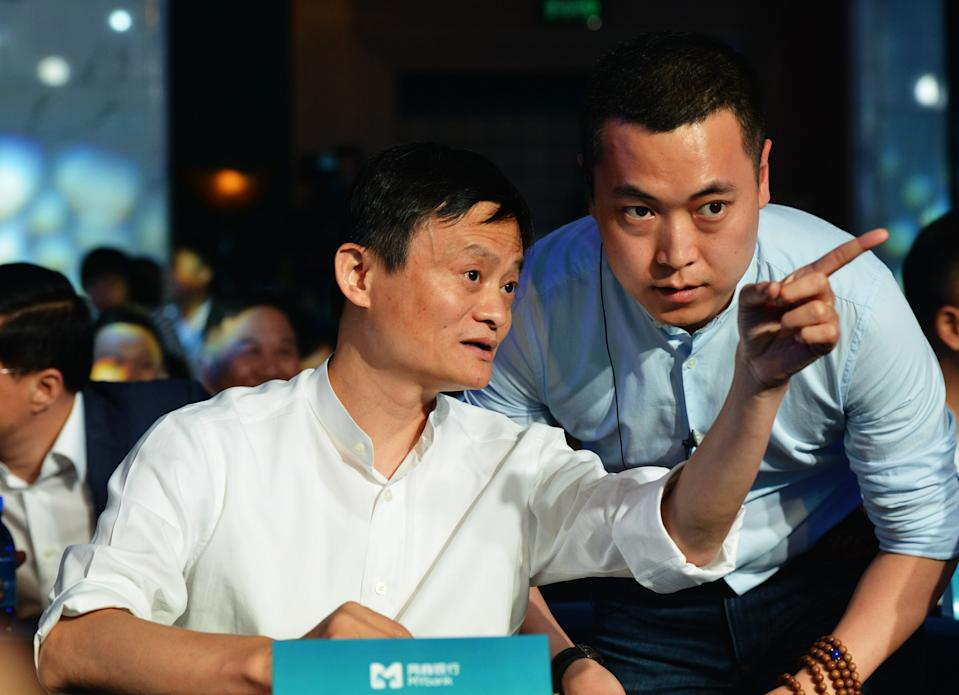 Jack Ma (Foto: Costfoto/Barcroft Media via Getty Images)