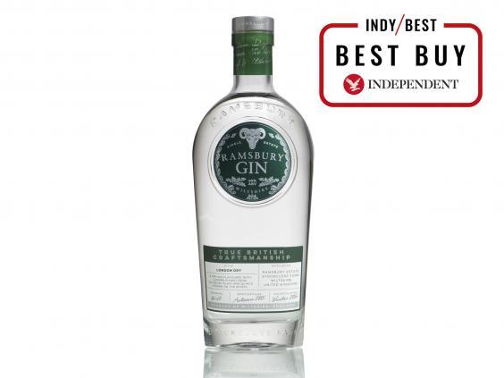 Gin makes the base for many great cocktail recipes and this Ramsbury gin is our favourite
