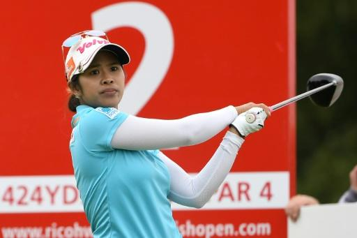 Bogey-free Pornanong leads Women's British Open after 2nd 67
