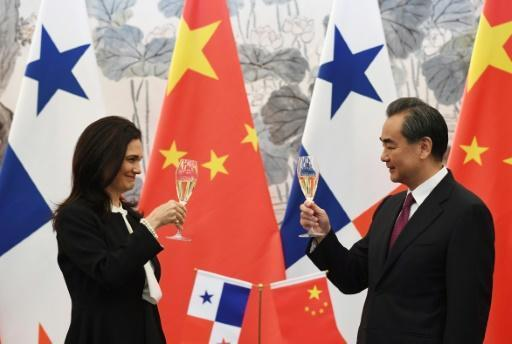 Panama opens embassy in China after cutting Taiwan ties