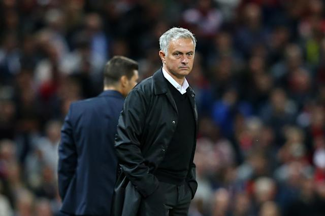 Jose Mourinho is fighting for his job at Manchester United.