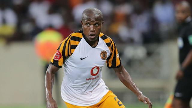 Kaizer Chiefs are leading 1-0 at half-time against Orlando Pirates thanks to Lebogang Manyama's well-taken shot from range