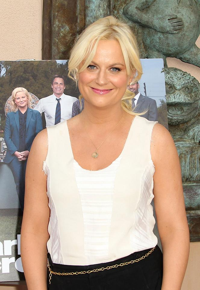 "Amy Poehler (""Parks and Recreation"") turns 40. Frederick M. Brown/<a href=""http://www.gettyimages.com/"" target=""new"">GettyImages.com</a> - May 23, 2011"