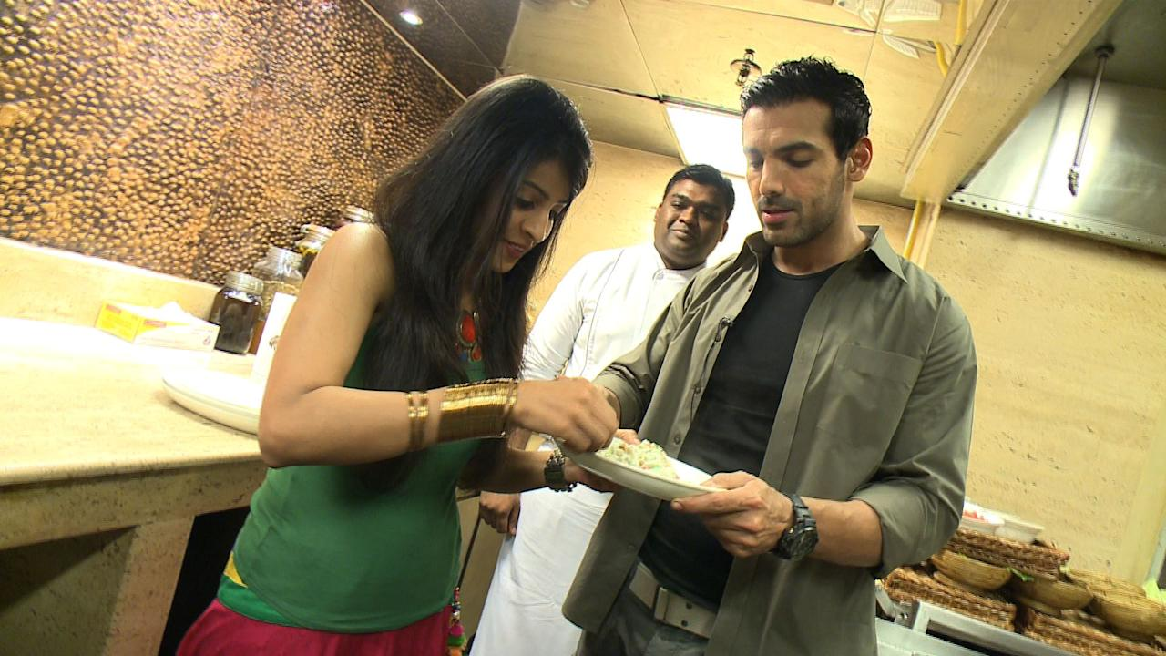 What is John Abraham's day like