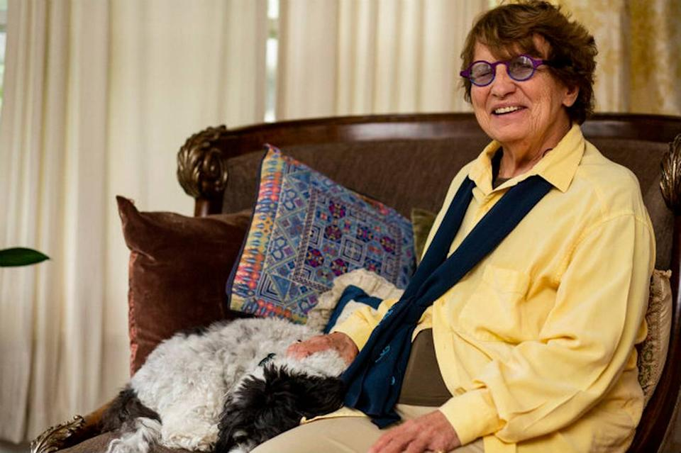 Retired University of Missouri-Kansas City professor Elizabeth Noble traveled to Florida for stem cell injections to try to halt vision loss. Instead, she went blind, according to a lawsuit she filed. The Food and Drug Administration recently won a court case banning the clinic Noble went to from providing unapproved treatments.