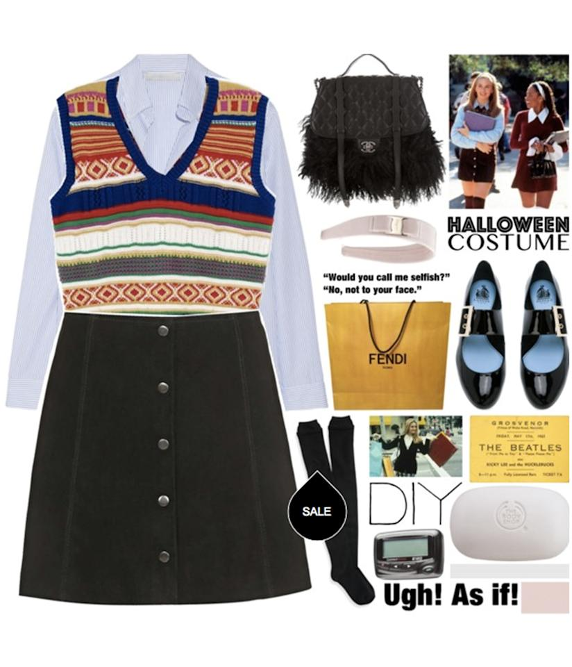 "<p><a rel=""nofollow"" href=""http://www.polyvore.com/halloween_costume_clueless_style/set?id=209604145"">Cher Horowitz</a> has been a Halloween favorite for 20 years now (yeah, we feel old too), but when the costume is this dead-on, we're happy to see it again. </p>"