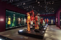 <p>Speaking of costumes, there are plenty to see in the Stories of Cinema section of the museum. </p>