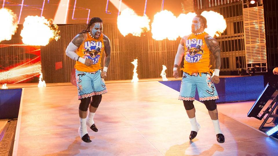 Jimmy and Jey Uso have found a balance between honoring Samoan tradition and making their characters their own.