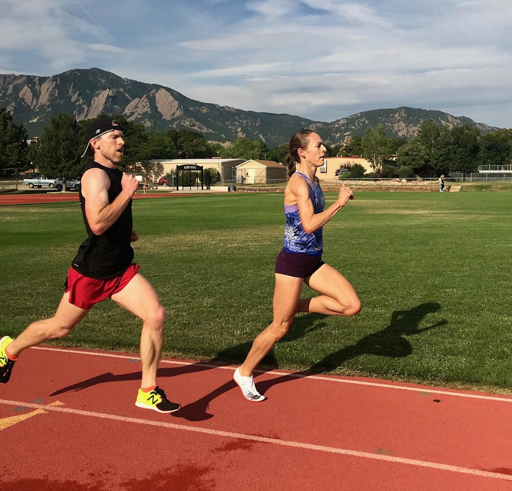 """<p>While running is an individual sport, every pro needs their pit crew. Some runners are coached by their sweethearts, while others<a href=""""https://www.runnersworld.com/runners-stories/a28969461/how-to-find-ideal-running-partners/"""" target=""""_blank""""> train with them</a>. And outside of running, the significant others offer support to their speedy boos by cooking, calming nerves, and generally making life a little more fun. </p><p>On February 14, several pros showed off their own valentines on Instagram, giving us a welcomed introduction to the folks normally standing on the sidelines. One thing is clear: both parties were worth the chase.</p>"""