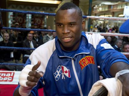 Adonis Stevenson hasn't been in a hurry to fight Sergey Kovalev. (AP)