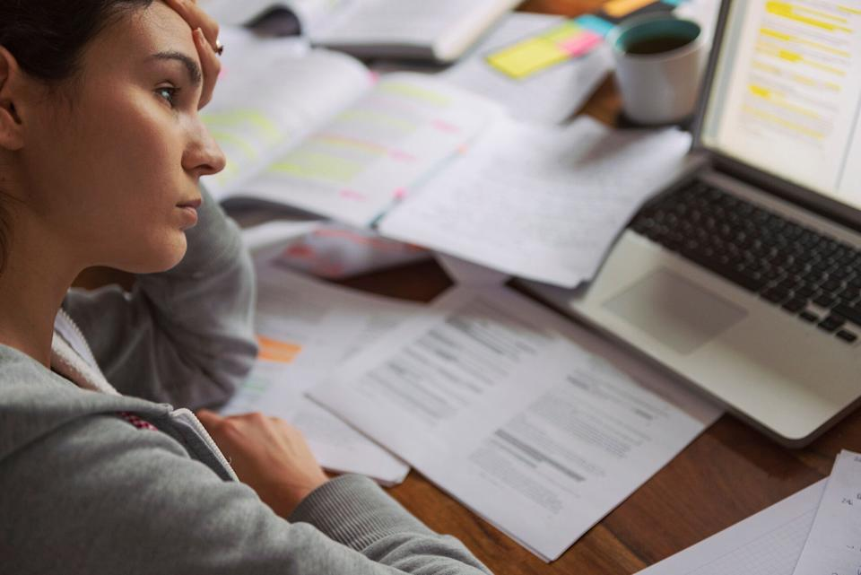 Burn-out is form of extreme work stress [Photo: Getty]