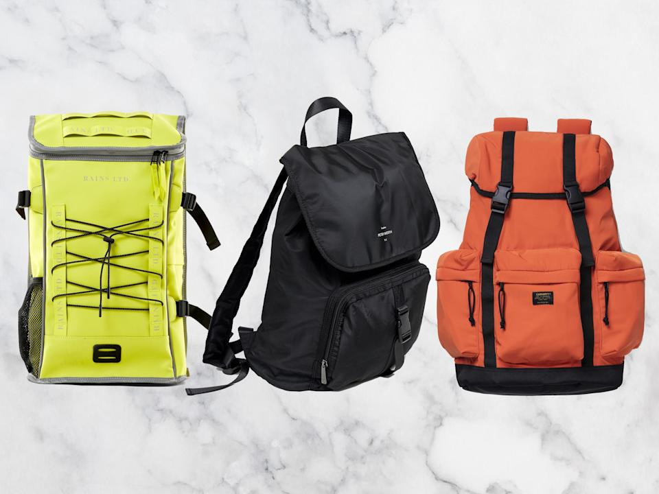 As well as looking good, a backpack should be made to last (The Independent/iStock)