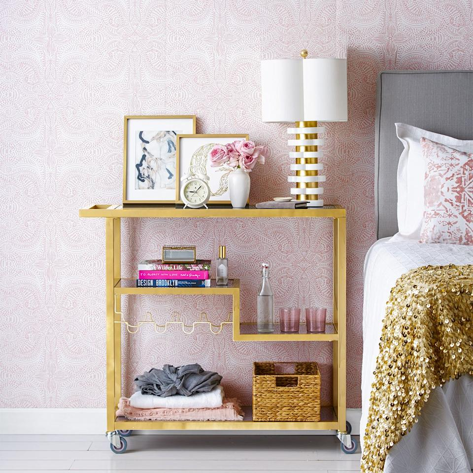 """<p>When you put your head to the pillow at night, you want to be in your most relaxed state. The catch: It's hard to reach your zen when <a href=""""https://www.goodhousekeeping.com/home/decorating-ideas/g770/decor-ideas-master-bedroom/"""" target=""""_blank"""">your bedroom</a> feels — and looks — cluttered. With these space-saving bedroom storage ideas, you'll free up precious floor space while giving everything a designated spot. Even if you're working with an especially small space, these easy DIYs will help you find the best way to organize your clothes, shoes, <a href=""""https://www.goodhousekeeping.com/home/organizing/g23781432/toy-organization-storage/"""" target=""""_blank"""">kids' toys</a>, linens, and other bedtime necessities. Once you figure out your pain points (messy nightstands, <a href=""""https://www.goodhousekeeping.com/home/organizing/g2171/diy-closet-organizers/"""" target=""""_blank"""">tiny closets</a>, clothes scattered on the floor, and so on), browse through these chic-yet-functional nightstands, under the bed storage solutions, and more budget-friendly ideas for rooms of all shapes and sizes. Who knows, you might even get a better night's rest because of it. </p>"""