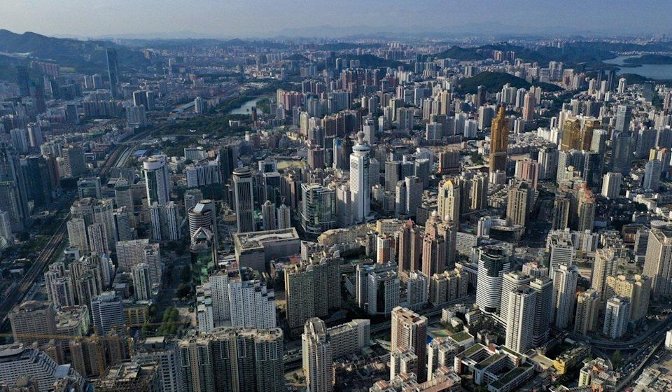 It is the first time Shenzhen is targeting to recruit civil servants from Hong Kong and Macau. Photo: Martin Chan