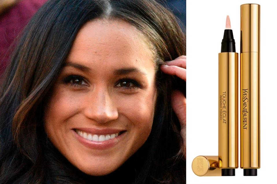 YSL's Touche Eclat is one of the Duchess' must-have products [Photo via Getty Images]