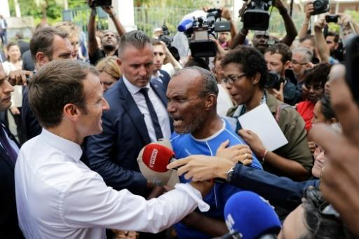[DIRECT] Emmanuel Macron est arrivé en Guadeloupe en provenance de Martinique