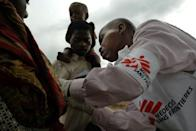 For half a century, Doctors Without Borders (MSF) has brought medical assistance to the victims of earthquakes, famines, epidemics, conflicts and other disasters
