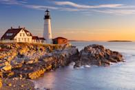 "A summer stay <a href=""https://www.cntraveler.com/gallery/best-day-trips-from-portland-maine?mbid=synd_yahoo_rss"" rel=""nofollow noopener"" target=""_blank"" data-ylk=""slk:in Maine"" class=""link rapid-noclick-resp"">in Maine</a> sounds idyllic: fresh air, strolls along white sand beaches, and plenty of lobster rolls. And for the outdoorsy types, an endless list of activities from canoeing and fishing to whitewater rafting and hiking. Along the southern coast, stay in <a href=""https://www.cntraveler.com/gallery/best-things-to-do-in-portland-maine?mbid=synd_yahoo_rss"" rel=""nofollow noopener"" target=""_blank"" data-ylk=""slk:Portland"" class=""link rapid-noclick-resp"">Portland</a> for more of a city feel or retreat to smaller beach towns like Kittery and Ogunquit. In Wells, known for its beaches, antique stores, and the Rachel Carson Wildlife Refuge, we'd make our home base this bright, sunny <a href=""https://cna.st/affiliate-link/MQqxxtNLYnQ8oFkSN7SzyJEpCNKRmWDLCDx3k95XqhHVQi5qv6vdQfJyUSAhK3aMXhqXW8rADvMbiFYfBy46qR42V6?cid=601b23449d4d66f32970a199"" rel=""nofollow noopener"" target=""_blank"" data-ylk=""slk:two-bedroom cottage"" class=""link rapid-noclick-resp"">two-bedroom cottage</a>, which overlooks both the beach and the Rachel Carson tidal marsh preserve. If Kennebunkport's craft fairs and food, art, and wine festivals are calling your name, this modern <a href=""https://cna.st/affiliate-link/MQqxxtNLYnQ8oFkSN7SzyJEpCNKRmWDLCDx3k95XqhHVQi5qv6vdQfJyUSAhK3aMXhqXW8rADvMbiFYfC5gYenXjBg?cid=601b23449d4d66f32970a199"" rel=""nofollow noopener"" target=""_blank"" data-ylk=""slk:three-bedroom retreat"" class=""link rapid-noclick-resp"">three-bedroom retreat</a> that has floor-to-ceiling windows and is surrounded by trees might be the ideal place to hole up."