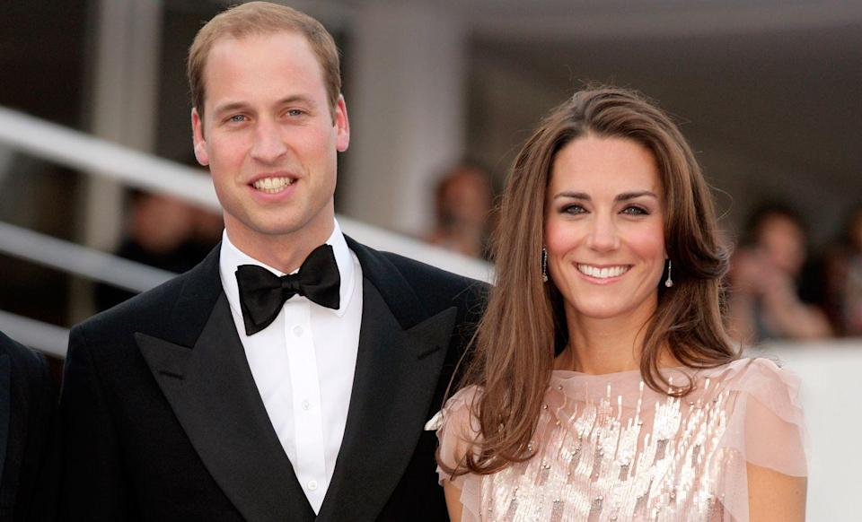 <p>Prince William met Kate Middleton in 2001, when they were both students at the University of St Andrews, in residence at the St Salvator's Hall. The two began seeing each other in 2003 and announced their engagement in October of 2010, after William proposed to Catherine in Kenya. The couple were married on April 29, 2011.</p>