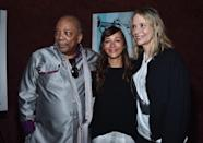 <p>This <em>Parks and Recreation </em>alum is the offspring of two industry powerhouses. The daughter of <em>The Mod Squad</em> actress Peggy Lipton and music executive Quincy Jones, Rashida was even close family friends with the Jacksons when she was growing up.</p>