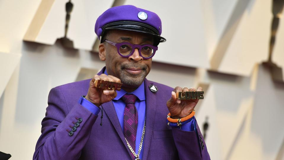 Spike Lee tried to walk out of the Oscars when 'Green Book' won