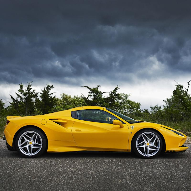 Photo credit: Courtesy Ferrari
