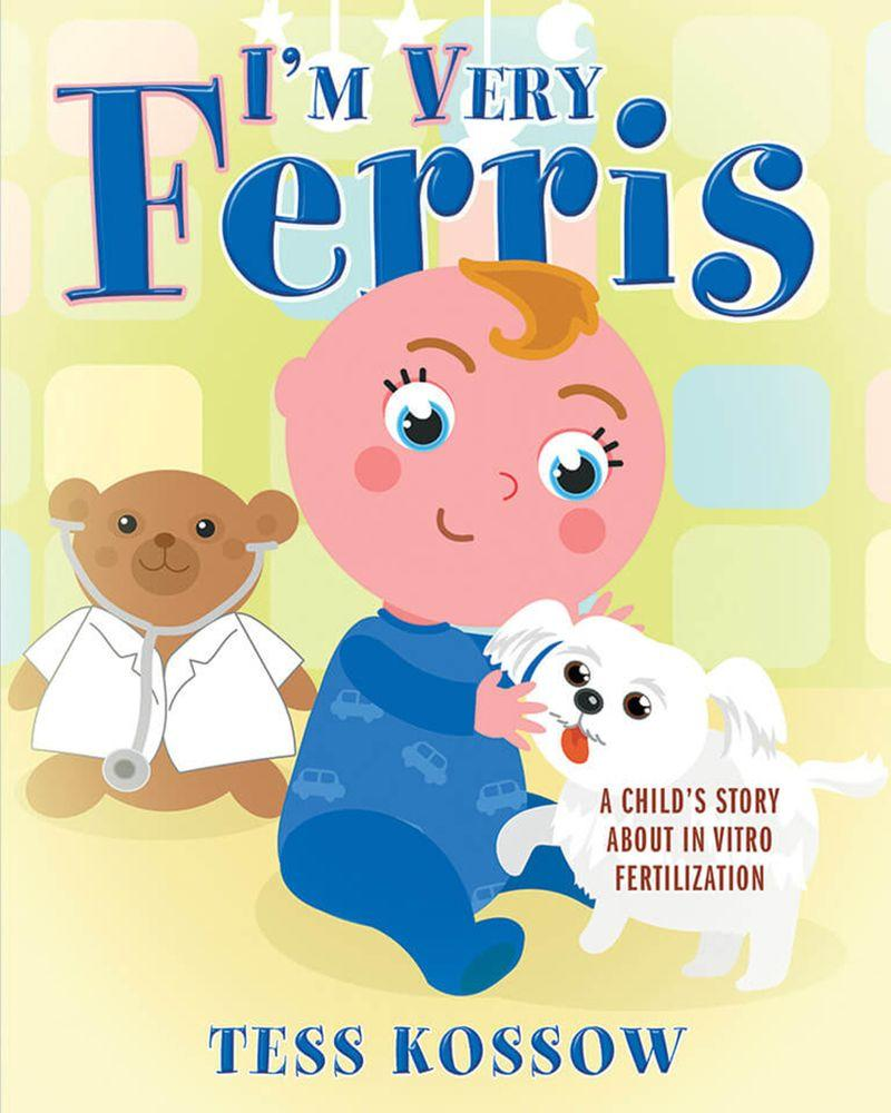 I'm Very Ferris: A Child's Story About In Vitro Fertilization | Lindsay Chan Photography