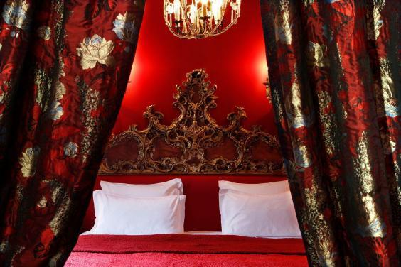 The Saint James is the place for slightly eccentric luxury digs (The Saint James)