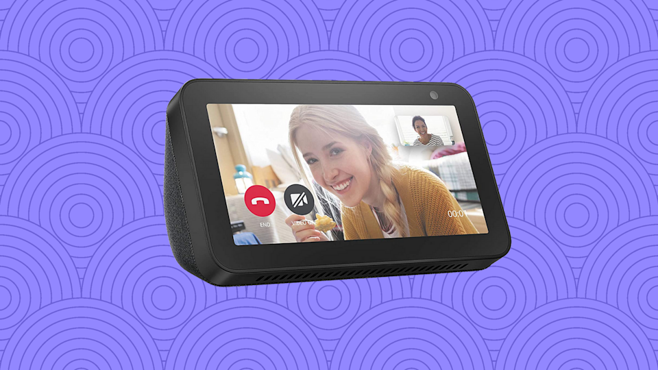 Save 33 percent on this Echo Show 5. (Photo: Amazon)