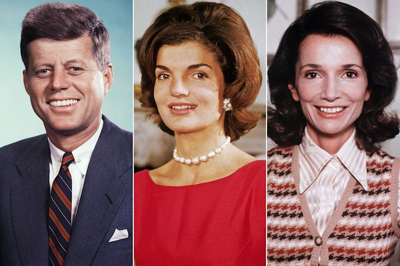 Jackie O 's Secret Service Agent Reveals How Sister Lee Radziwill