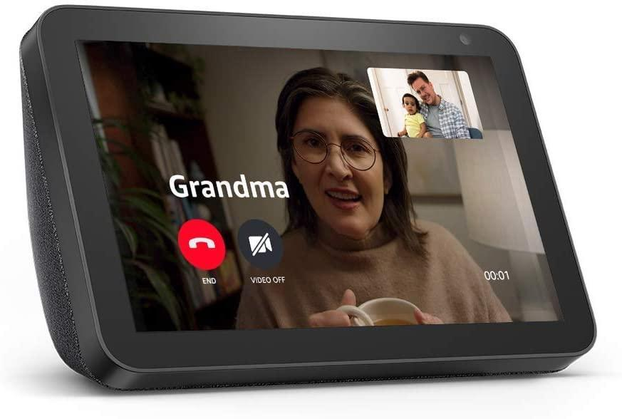 """<h3>Echo Show</h3><br>This little companion makes it super easy to stream music and audiobooks, watch videos and TV, make video calls, and serve up recipes when you don't have a free hand. Oh that <a href=""""https://www.amazon.com/s/ref=nb_sb_noss?url=search-alias%3Dalexa-skills&field-keywords="""" rel=""""nofollow noopener"""" target=""""_blank"""" data-ylk=""""slk:Alexa"""" class=""""link rapid-noclick-resp"""">Alexa</a>, what doesn't """"she"""" do?<br><br><strong>Rating: </strong>4.7 out of 5 stars, and 200,197 reviews<br><br><strong>A Satisfied Customer Review: </strong>""""There's already a lot to read about the various use cases for the Alexa screen but one thing to me stood out, which is the Ambient Visions Alexa skill. Found it on Youtube and since it changed the way I'm using my Show. This skill has so many cool ambient videos like fireplaces and oceans and a whole lot of incredible music, I'm using it when I read or go to sleep.""""<br><br><strong>Amazon</strong> Echo Show 8 - HD smart display with Alexa, $, available at <a href=""""https://amzn.to/3elwroT"""" rel=""""nofollow noopener"""" target=""""_blank"""" data-ylk=""""slk:Amazon"""" class=""""link rapid-noclick-resp"""">Amazon</a>"""