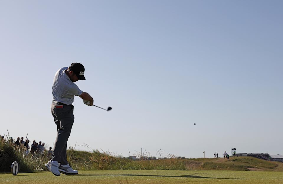 The Open 2021 – Day Three – The Royal St George's Golf Club (PA Wire)