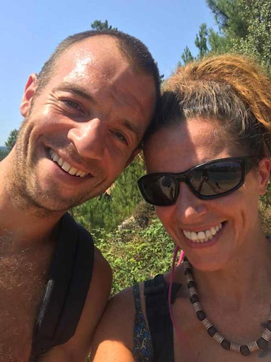 Luana and Alex lived in Portugal before moving to the UK in 2019 (Collect/PA Real Life).