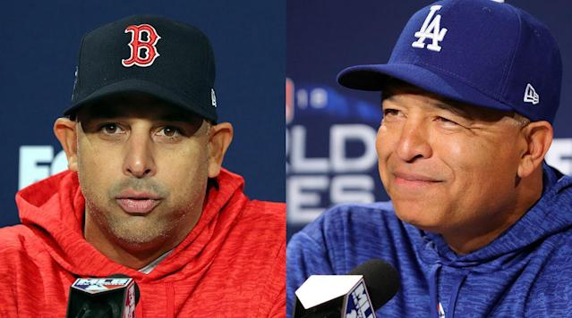 Position-by-Position Breakdown for 2018 World Series: Boston Red Sox vs. Los Angeles Dodgers
