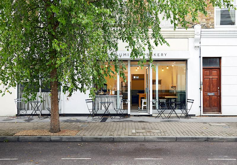 Luminary Bakery in Stoke Newington. [Photo: Anna Stathaki/Luminary Bakery]