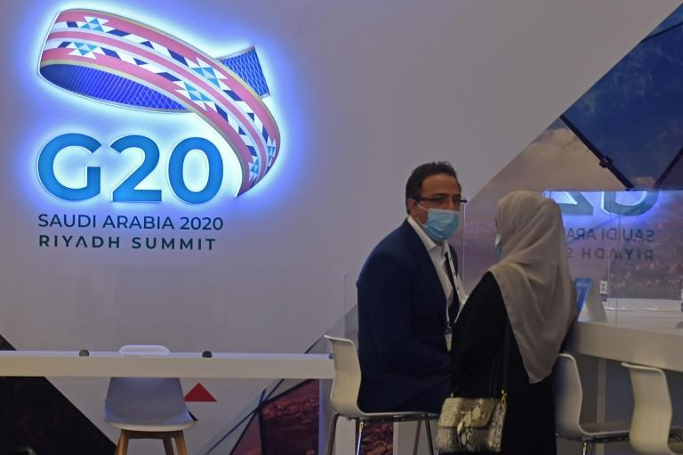 For Saudi Arabia, the media centre -- a cavernous chandelier-studded room filled with empty work stations -- is emblematic of a lost opportunity to showcase its ambitious modernisation drive