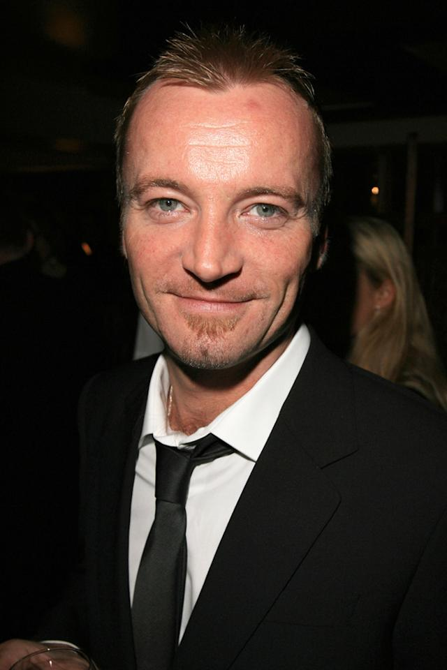 <b>Richard Dormer as Beric Dondarrion</b><br><br>Once the lord of Blackhaven and a celebrated warrior, Lord Beric has now become the leader of the Brotherhood Without Banners, a band of vigilante outlaws.